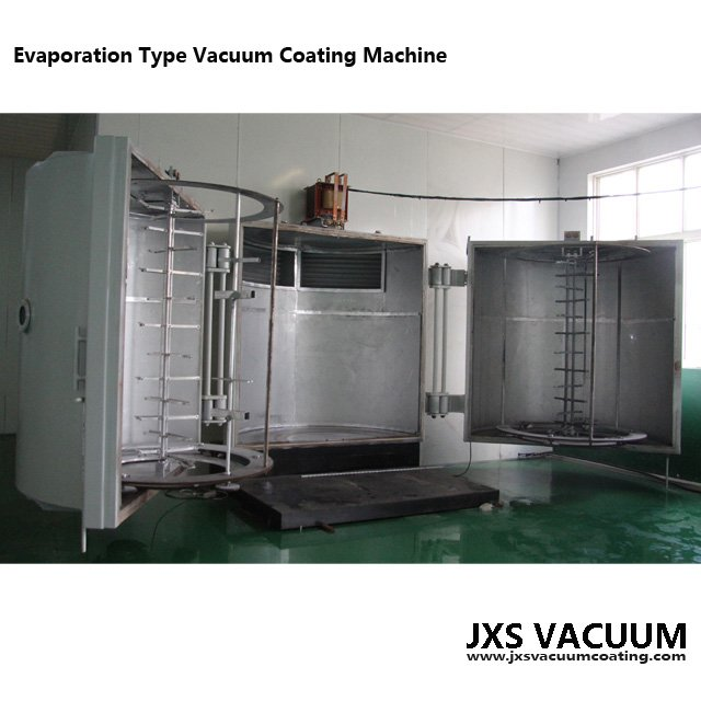 Plastic Small Vacuum Metalizing Machine For Sale
