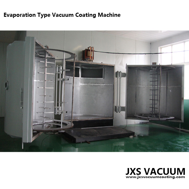 China High Production Capacity Plastic Vacuum Metalizing System