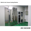 Glassware Glass Crystal Bangle PVD Coating Machine Cost