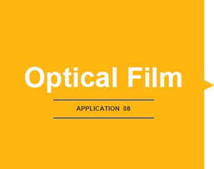 PVD APPLICATION-Optical Film
