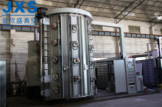 China Stainless Steel Furniture PVD Coating Machine Cost