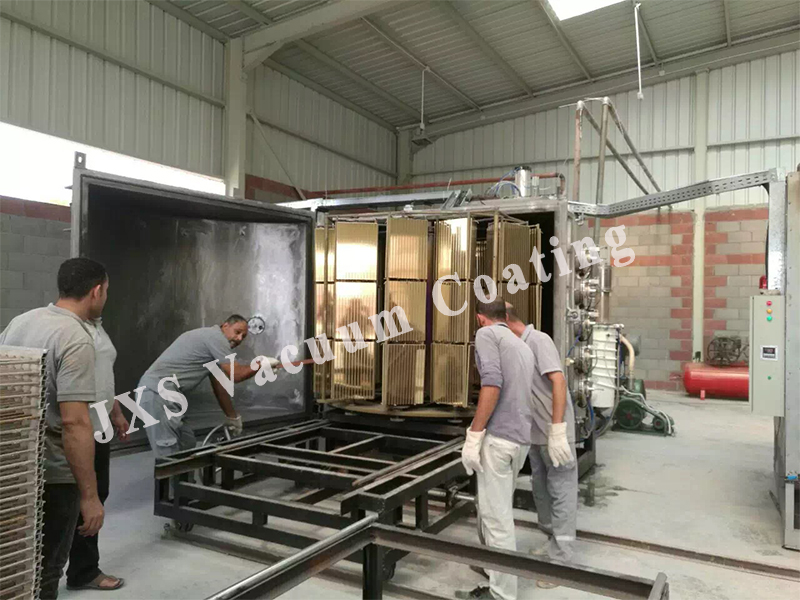 Ceramic Tile Gold PVD Coating Equipment Manufacturers